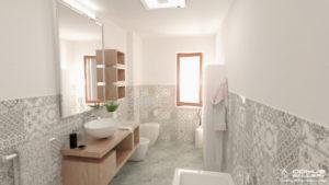 Render alloggi a Cavoretto (To)