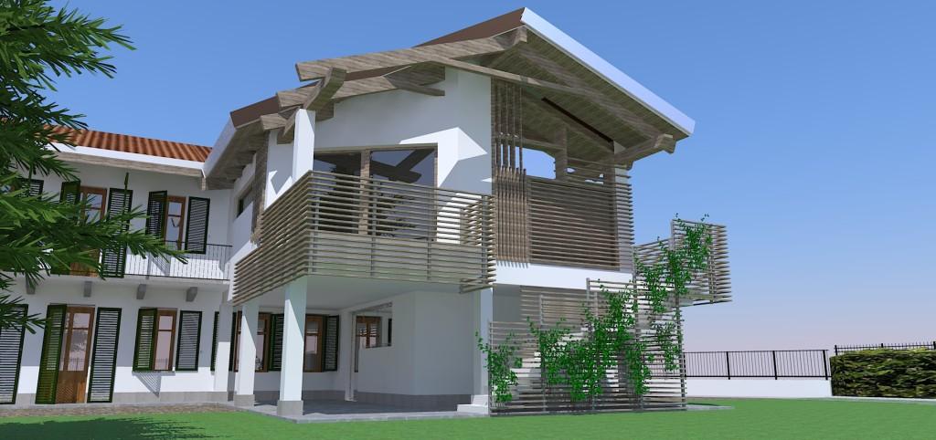 mat architettura render