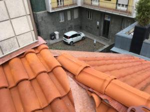 mat architettura Rifacimento copertura