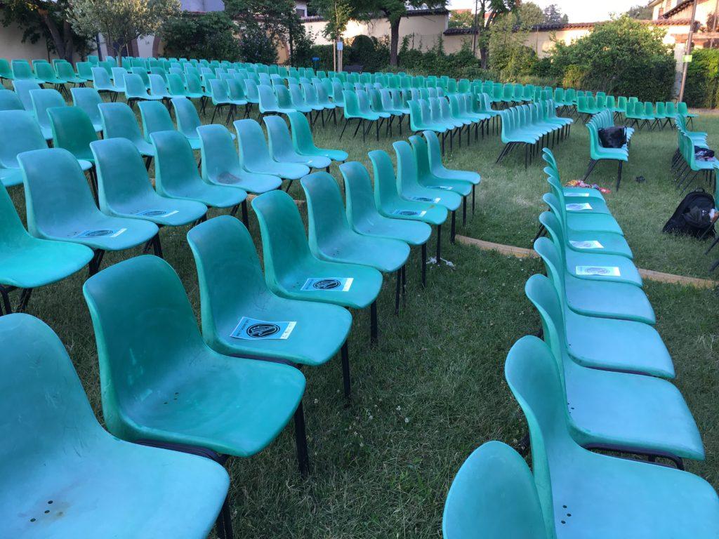 PARCO SALVEMINI, SAFETY SCENE 2020- RIVOLI