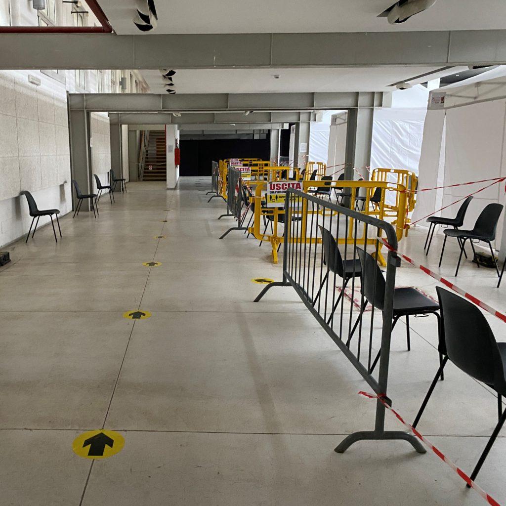 safety la nave centro vaccinazioni GRUGLIASCO PARCO LE SERRE